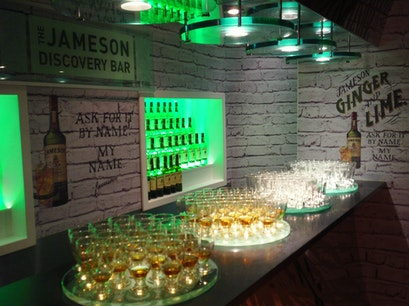 The Old Jameson Distillery Dublin  Ireland
