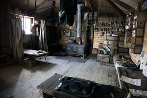 Shackleton's Hut, Cape Royds