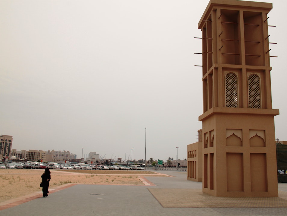 Hunting for Treasures at Deira Old Souk