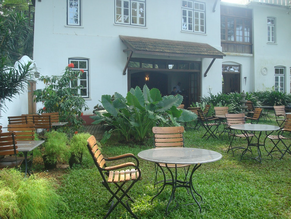 A Wonderful Stay, a Romantic Dinner in Fort Cochin