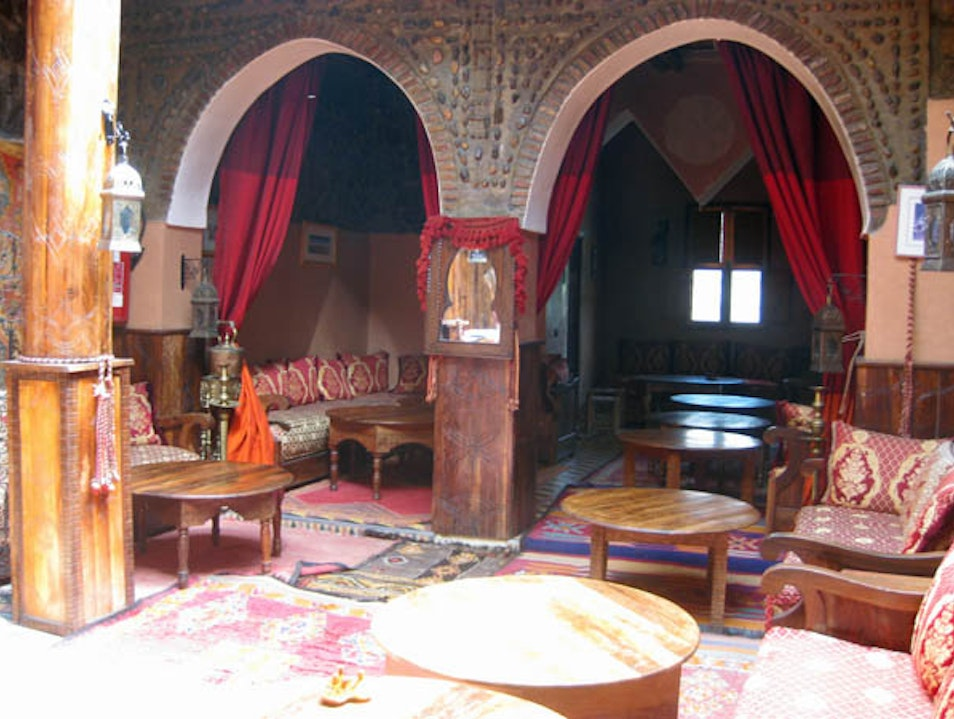 Hospitality Perfected at Kasbah du Toubkal إمليل  Morocco