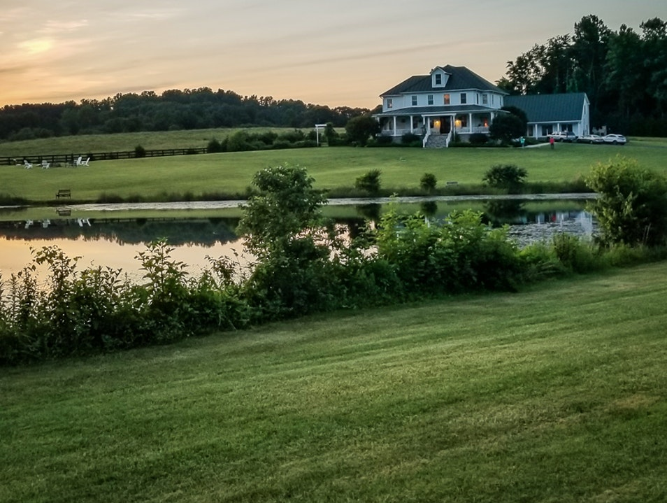 A Luxury Bed & Breakfast in the Heart of Virginia Reva Virginia United States