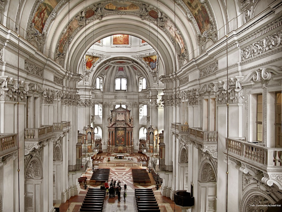 DomQuartier: The Heart of Salzburg's Archbishops