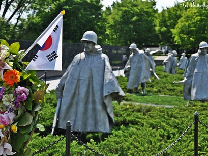 Korean War Veterans Memorial Washington, D.C. District of Columbia United States