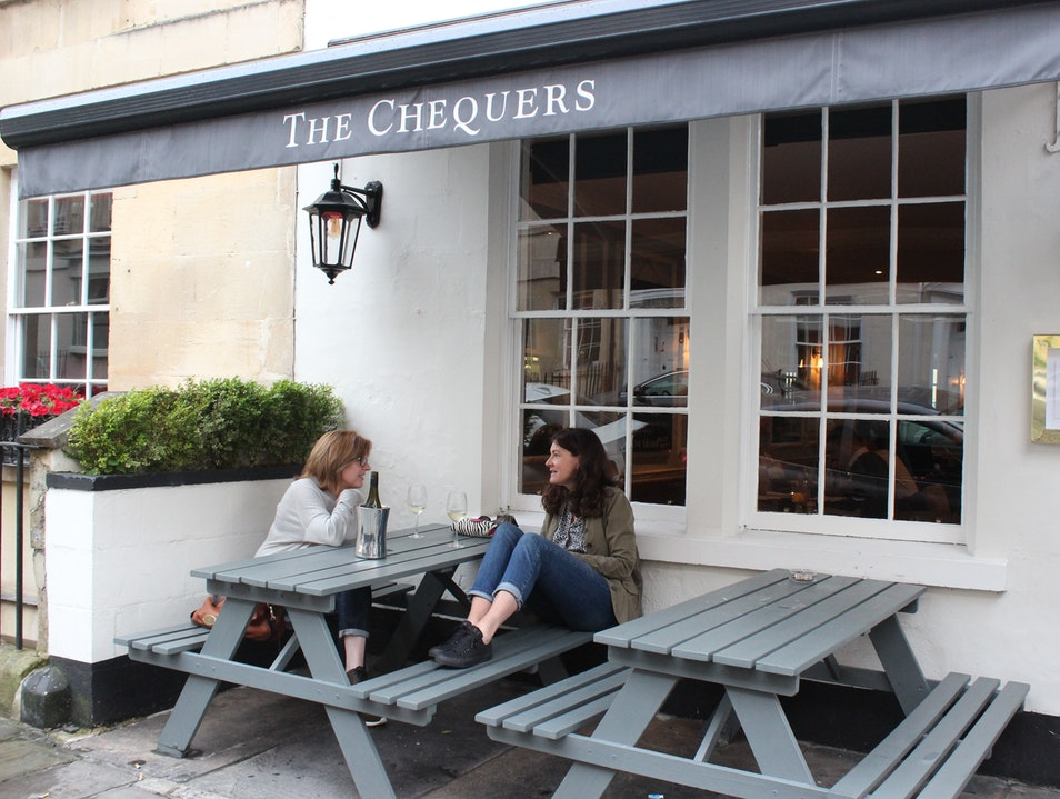 One of Bath's Top Gastro Pubs Bath  United Kingdom