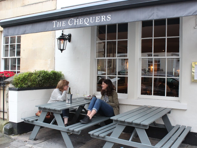 One of Bath's Top Gastro Pubs