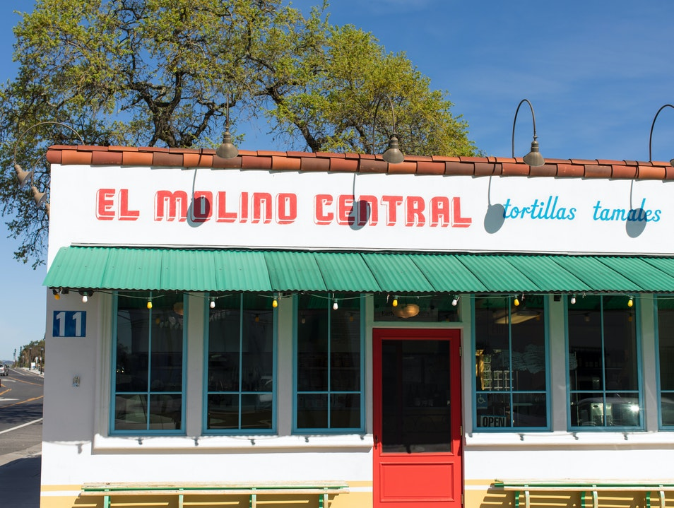 El Molino Central Sonoma California United States