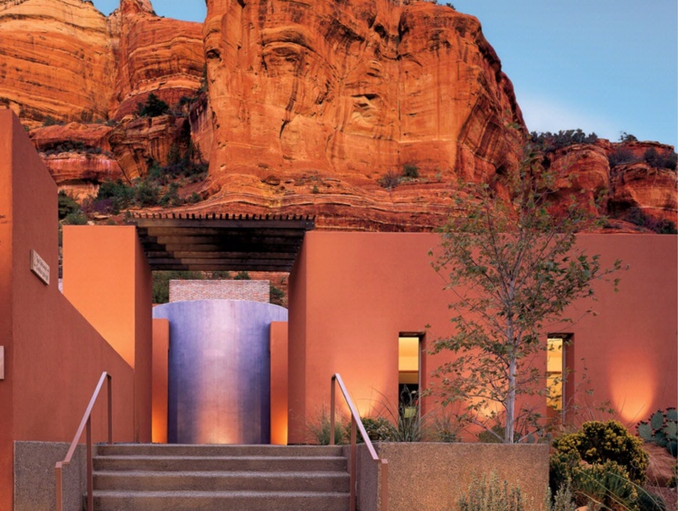 Spirit of the Full Moon in Sedona, Arizona  Sedona Arizona United States