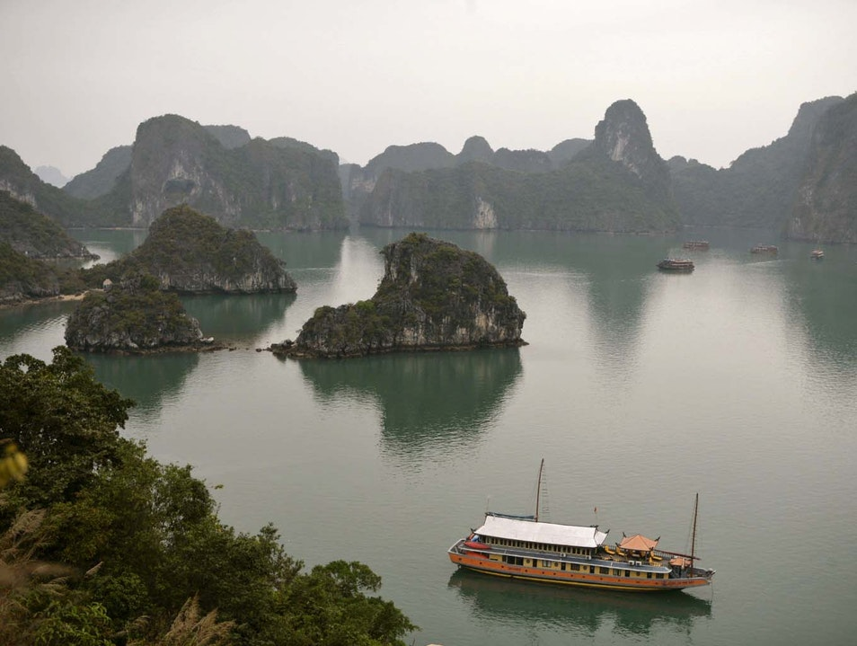 Radical Beauty In Ha Long Bay Việt Hải  Vietnam
