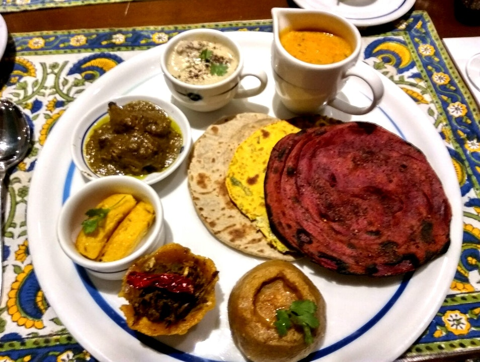 Progressive Rajasthani Food Nandara Kalan  India
