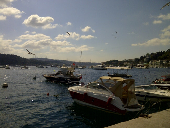 Bebek of the Bosporus