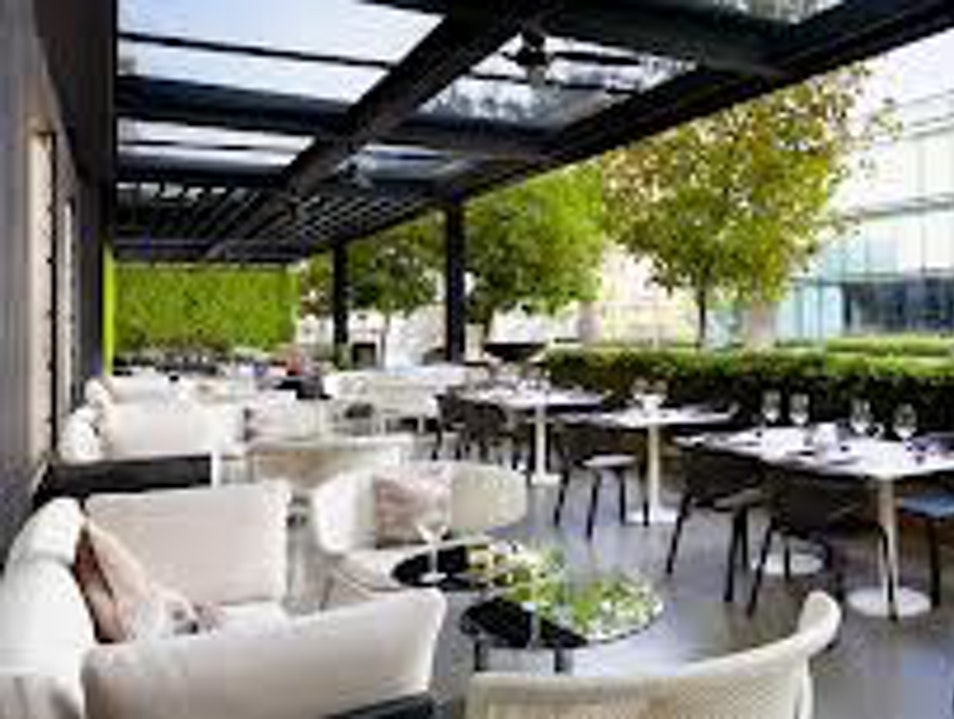 Terrace Time at the Ritz: Arola Santiago  Chile