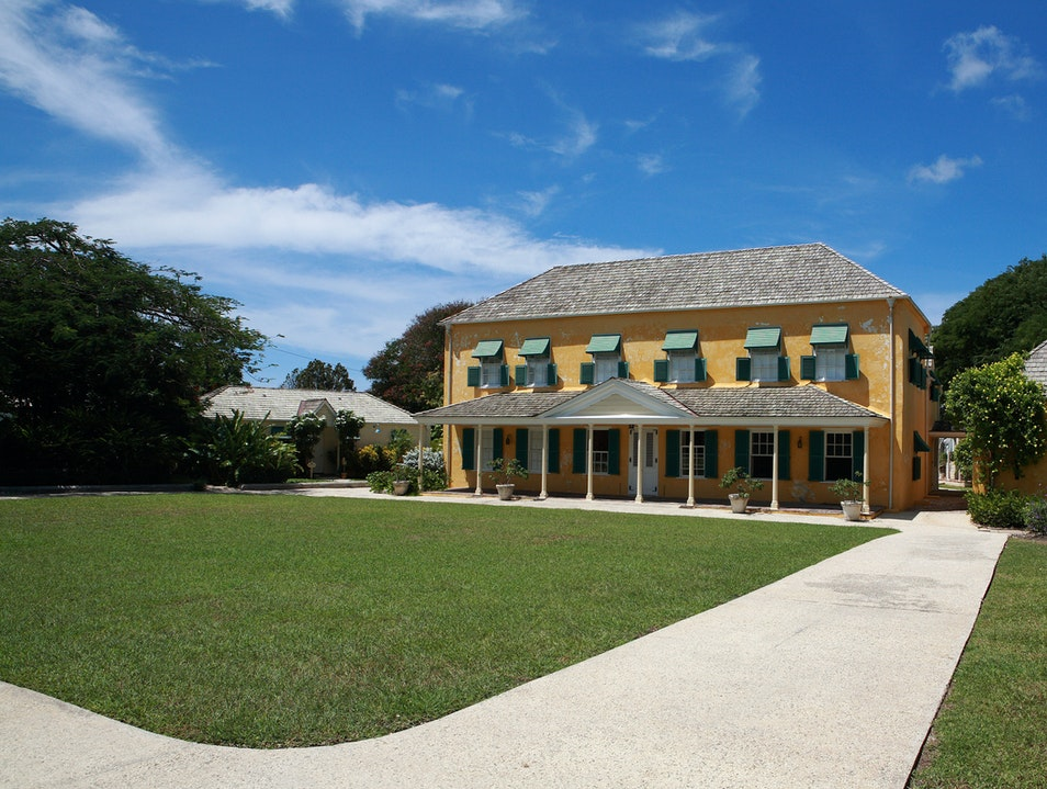 George Washington House & Museum Bridgetown  Barbados