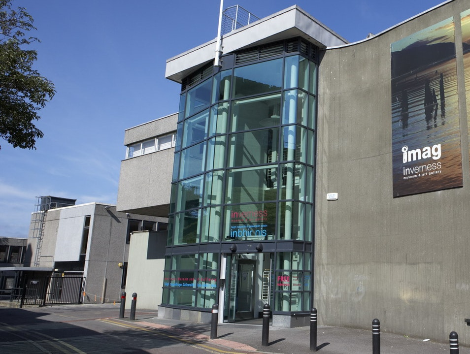 Inverness Museum & Art Gallery Inverness  United Kingdom