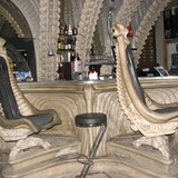 HR Giger bar