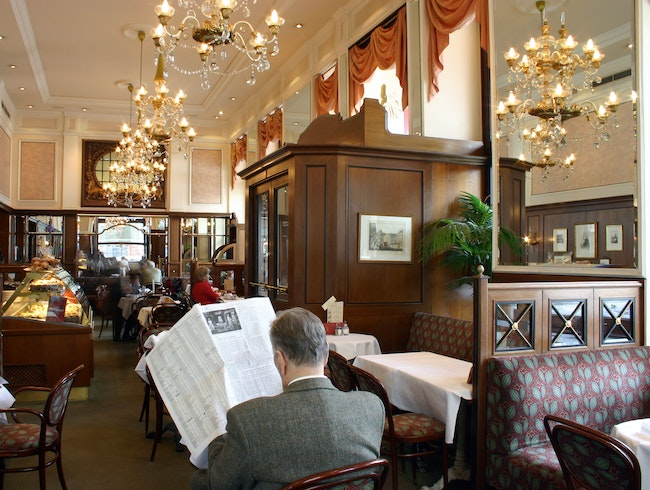 Live Music in Vienna's Oldest Coffeehouses