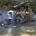 Sykes Hot Springs Big Sur California United States