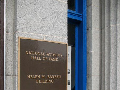 National Women's Hall of Fame Seneca Falls New York United States