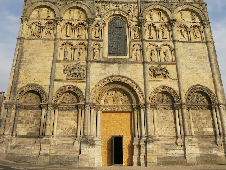 Spectacular Romanesque Cathedral