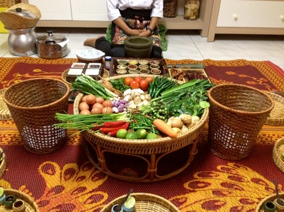 Silom Thai Cooking School Bangkok  Thailand