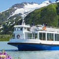 Portage Glacier Cruise Anchorage Alaska United States