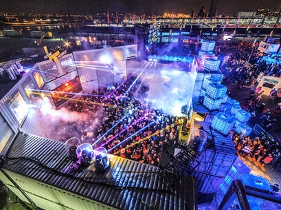 Igloofest Montreal  Canada