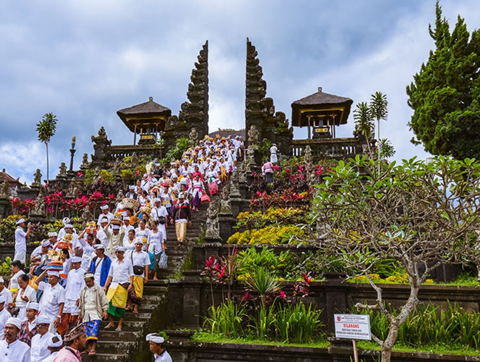 The Mother Temple Tembuku  Indonesia