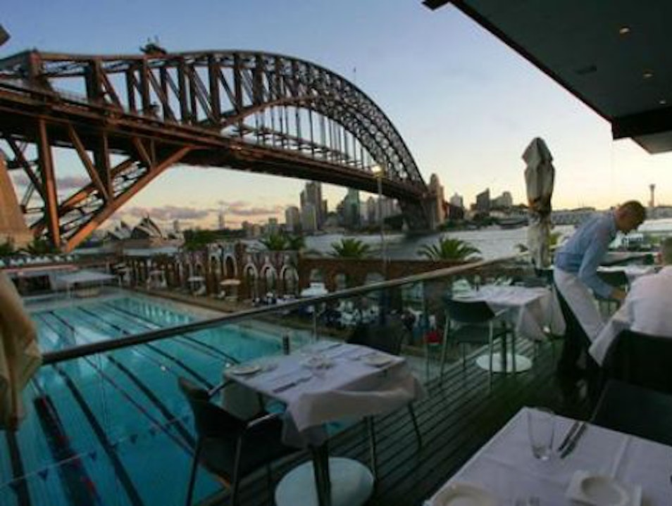 Aqua Dining: Fine Dining with Sydney's Best View Milsons Point  Australia