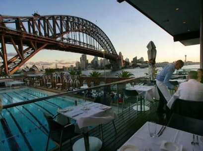 Aqua Dining Milsons Point  Australia