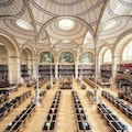 National Library of France Paris  France