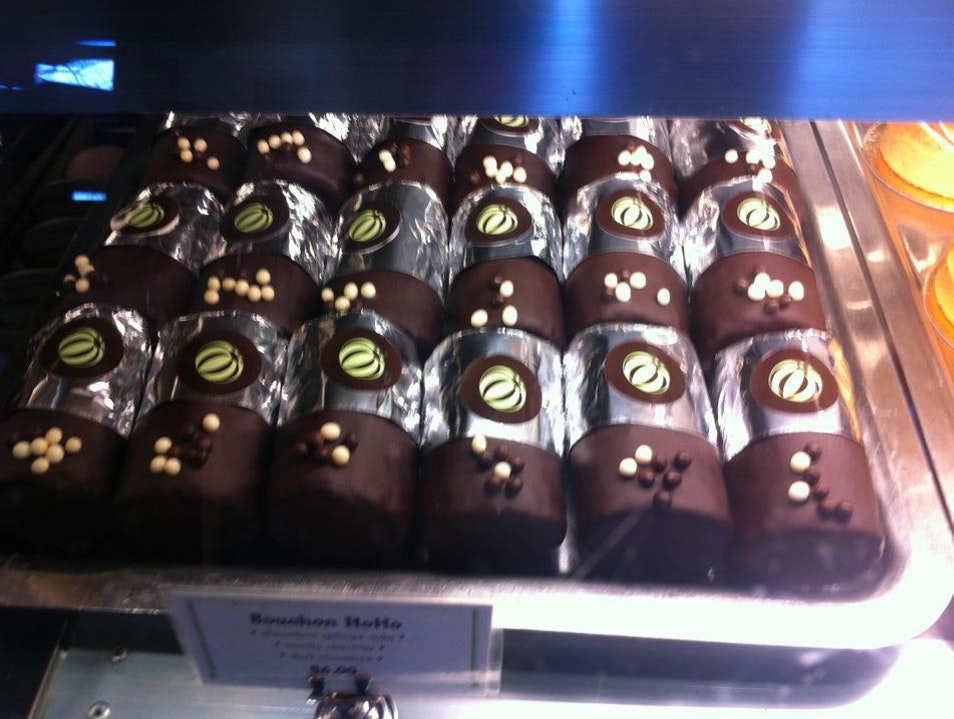 Fanciful chocolate treats in Napa Yountville California United States