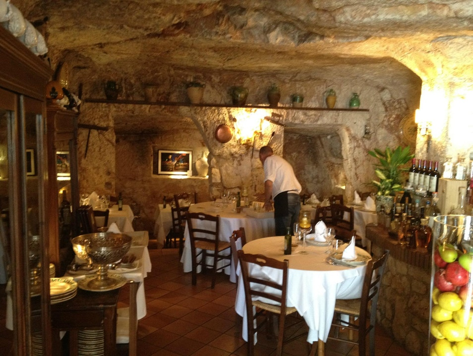 Grotto Dining Ostuni  Italy