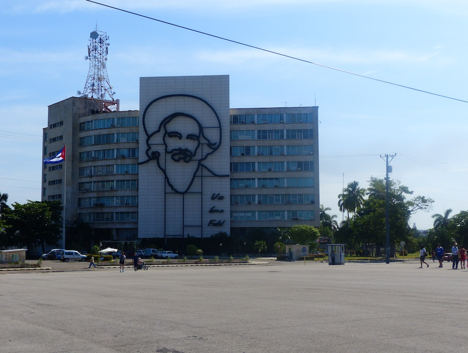 Plaza of the Revolution