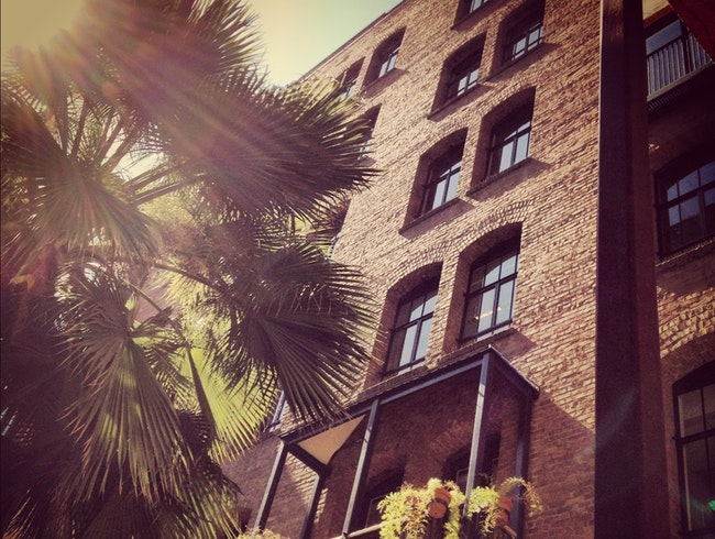 Jackson Square's Italian-New Orleans Hideaway