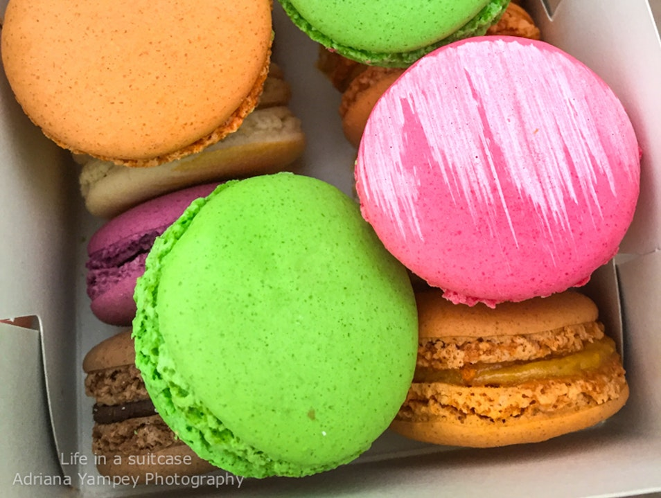 Best macarons in town Colmar  France