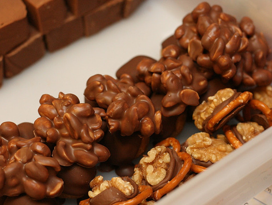 Finding Fantastic Chocolate in Jersey City