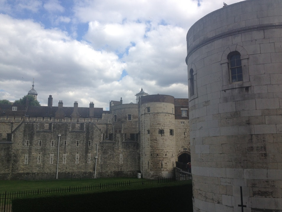 Visiting the Tower of London