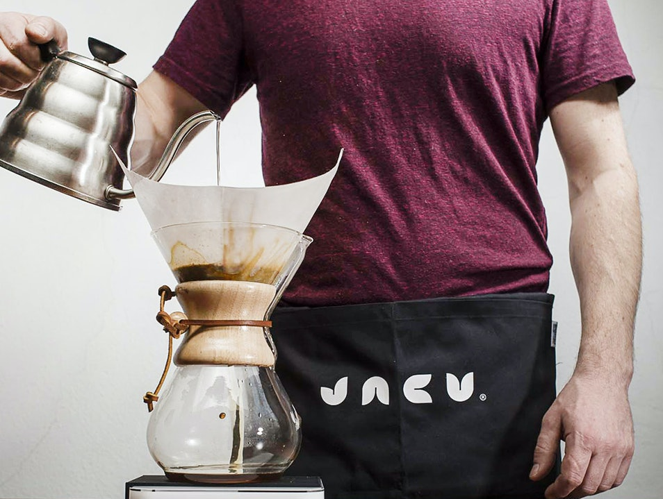 Jacu Coffee Roastery Alesund  Norway
