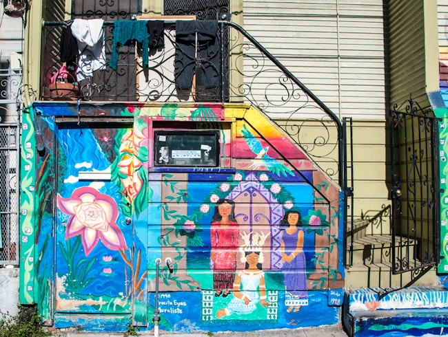 Street Art at The Mission District