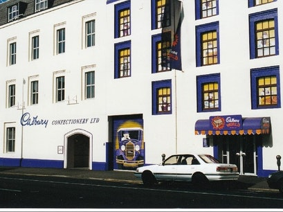 Cadbury World Dunedin  New Zealand