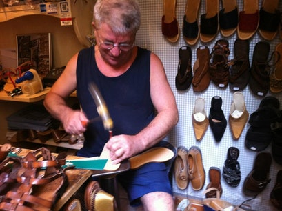 Shoe Maker  Positano  Italy