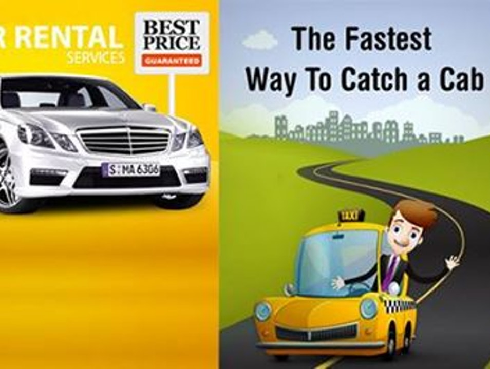 Online Car Rental Booking Service in all major cities