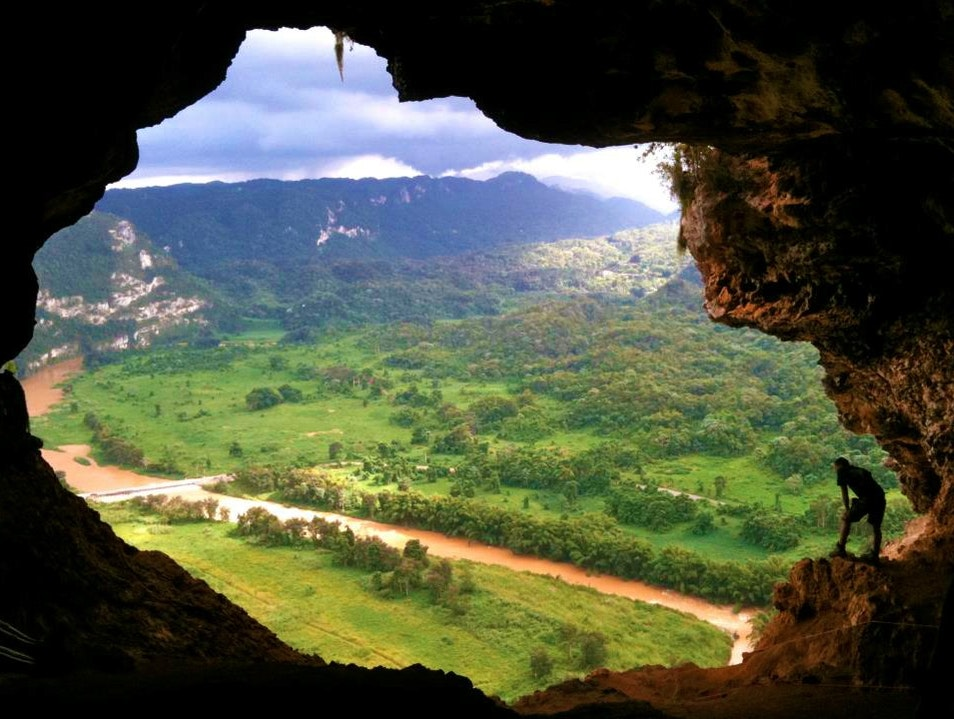 A Window to Central Puerto Rico
