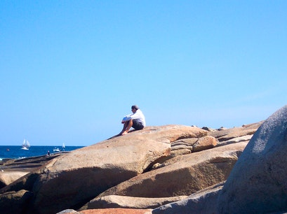 Halibut Point State Park Rockport Massachusetts United States