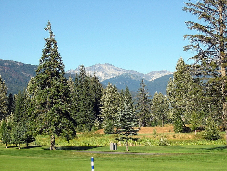 Score a Hole in One at Nicklaus North Whistler  Canada