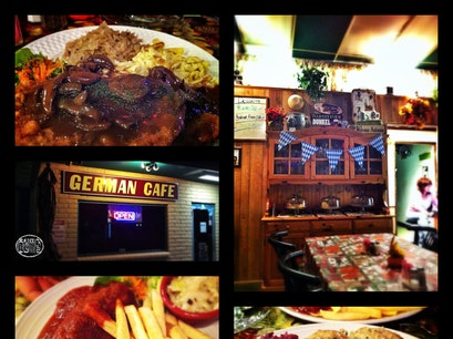German Cafe Sierra Vista Arizona United States