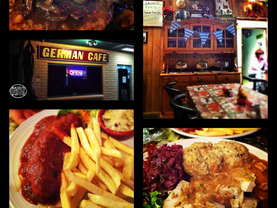 Down the Road from the OK Corral...gemütlich!