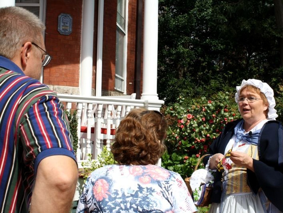 A Colonial Stroll through Annapolis Annapolis Maryland United States