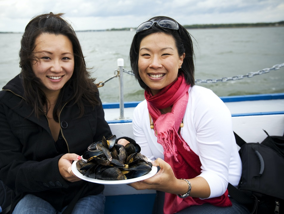 Flex Your Mussels