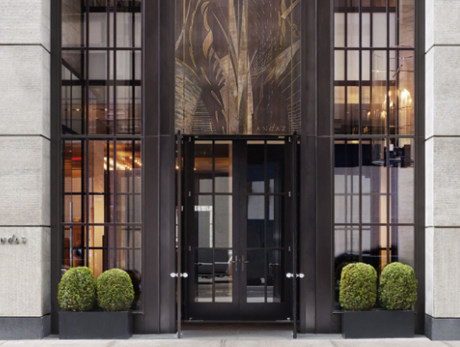 Andaz 5th Avenue: Are They Mindreaders?